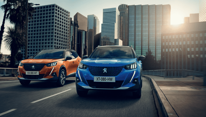 El Nuevo Peugeot 2008 convierte al Centro de Vigo en la fábrica del futuro