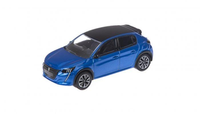 La nueva generación de vehículos eléctricos Peugeot inspira una atractiva colección de moda y complementos
