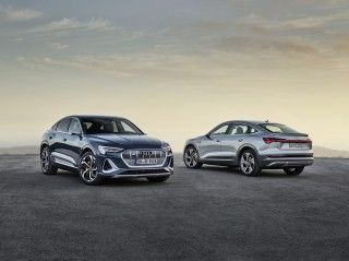Audi completa su oferta en la gama e-tron para el mercado español