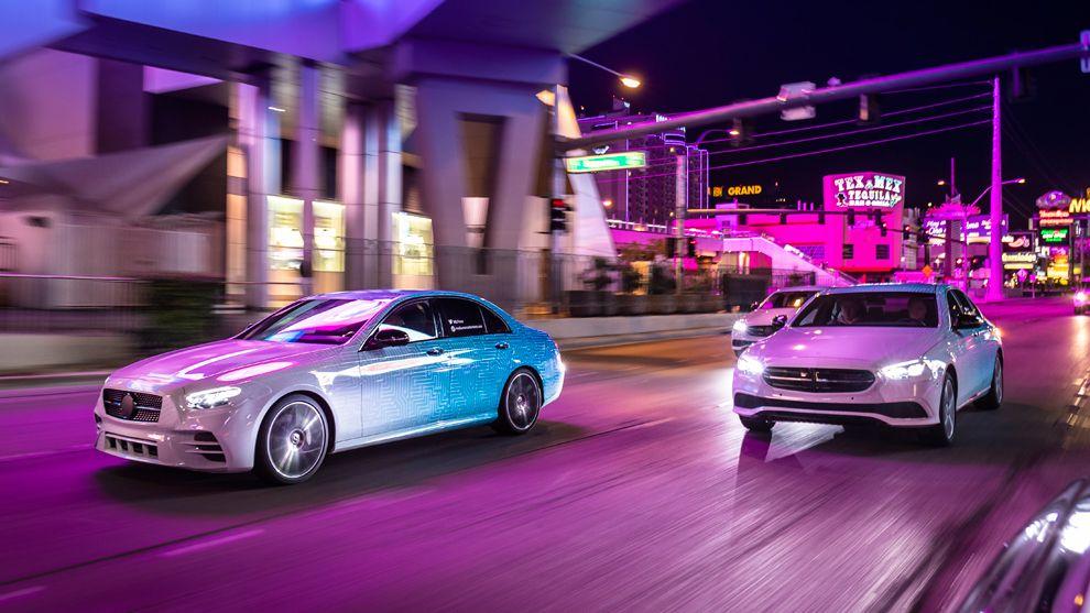 El Mercedes-Benz Clase E 2020, salto tecnológico y más oferta híbrida