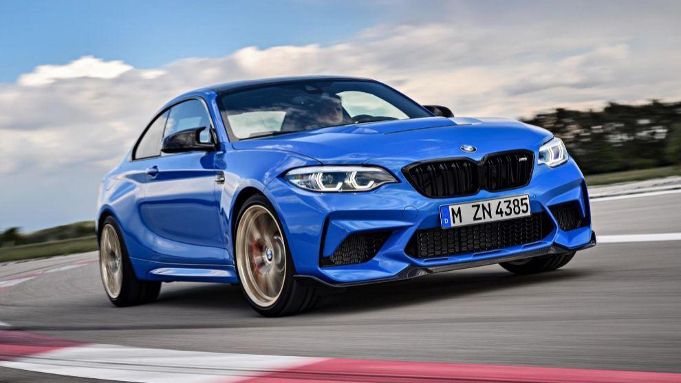 Modelos de coches  El BMW M2 CS ya tiene precios para España... y no es barato
