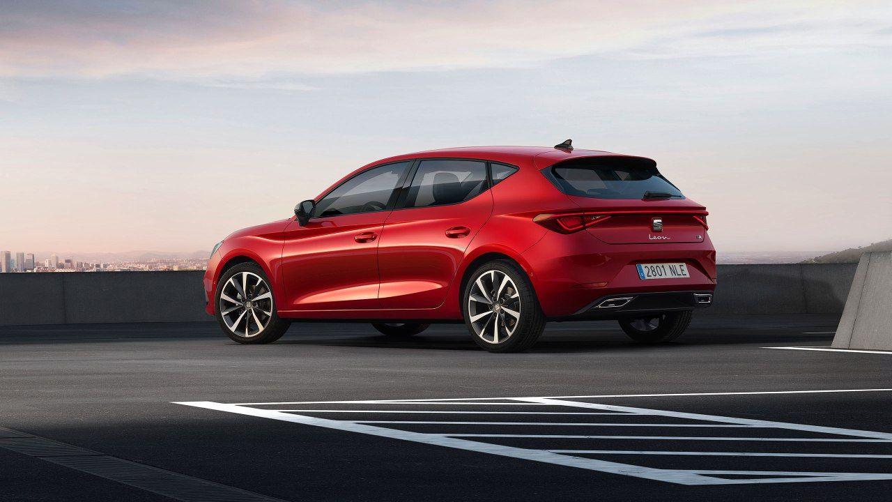 SEAT lanza el nuevo SEAT León.