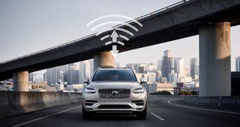 Volvo Cars y China Unicom colaboran en el desarrollo de la tecnología de comunicación 5G en China.