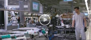 EL TÁNDEM PERFECTO: COLABORACIÓN HOMBRE – ROBOT EN VOLKSWAGEN NAVARRA