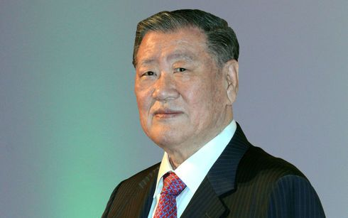 Mong-Koo Chung Inducted into Automotive Hall of Fame