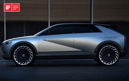Hyundai Motor arrasa con dobles victorias en el iF Design Award 2020