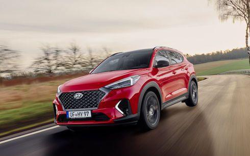 Hyundai añade más motores a la gama Tucson N Line en Europa