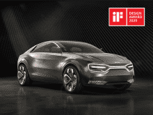 "EL KIA XCEED Y EL CONCEPT ""IMAGINE BY KIA"", PREMIADOS EN LA ÚLTIMA EDICIÓN DE LOS IF DESIGN AWARDS"