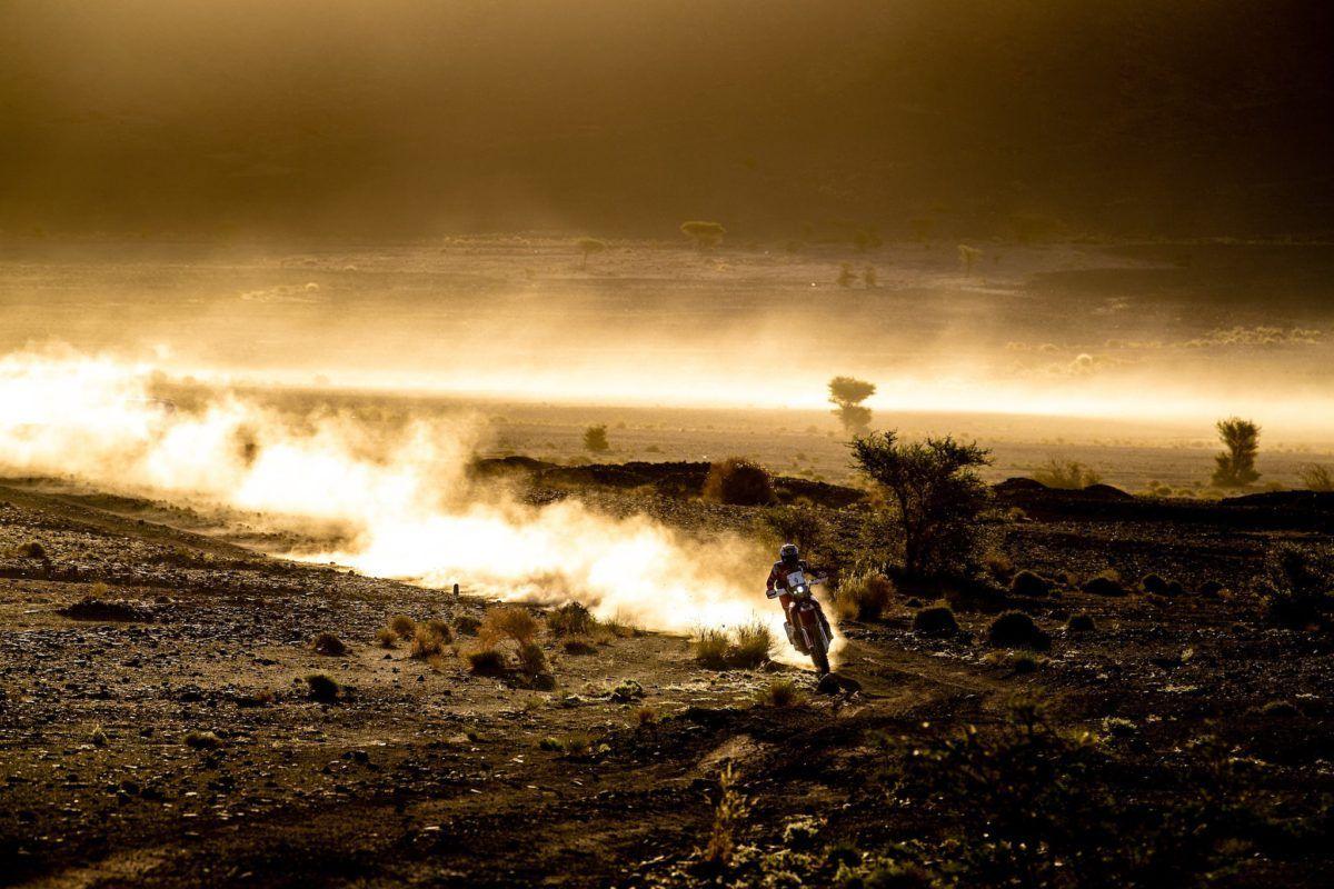 Sudor, lágrimas y champán: la ansiada victoria de Honda en el Dakar 2020
