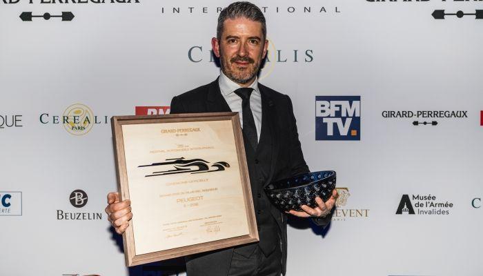 El Nuevo Peugeot e-208, premiado en el Festival Internacional del Automóvil