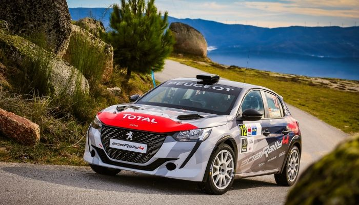Peugeot 208 Rally 4: el nuevo modelo que dará acceso a un fantástico Premio Final