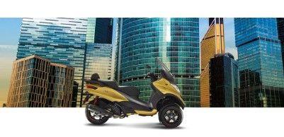 MP3 500 hpe Sport Advanced: