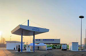 IVECO Y ENGIE INAUGURAN UNA NUEVA ESTACIÓN DE REPOSTAJE DE GAS NATURAL