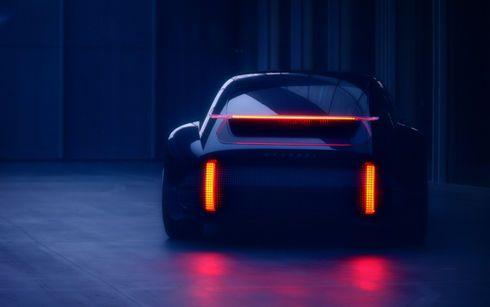 """El Nuevo concept EV """"Prophecy"""" será presentado en Ginebra"""