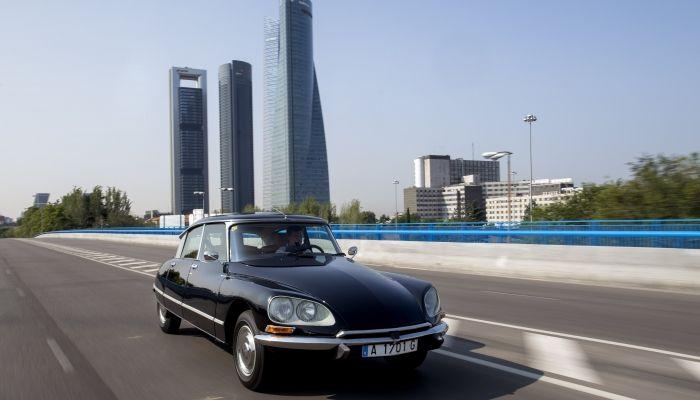 LA HISTORIA, EL PRESENTE Y EL FUTURO DE DS AUTOMOBILES, PROTAGONISTAS EN CLASSIC MADRID
