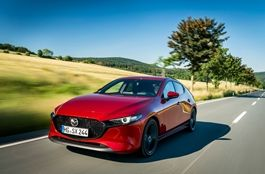 Mazda, marca más premiada en seguridad por el IIHS estadounidense