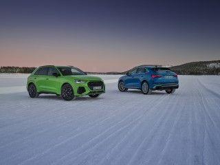 DOSSIER: Los nuevos Audi RS Q3 y Audi RS Q3 Sportback