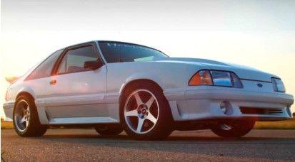 Un Ford Mustang nunca se olvida