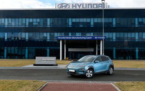 Hyundai finaliza preparación para producir el Kona Eléctrico en HMMC
