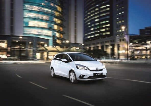 Ginebra 2020: el debut del nuevo Jazz da forma al compromiso eléctrico de Honda