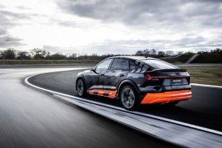 Dinámico, ágil y eléctrico: el concepto de propulsión de los nuevos Audi e-tron S y e-tron S Sportback