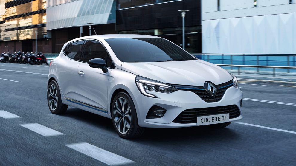 Renault Clio E-Tech, la versión híbrida que rivalizará con el diésel