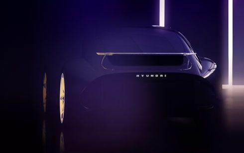 """3 marzo 2020 Hyundai Motor presenta en vídeo su visión de futuro con """"Prophecy"""""""