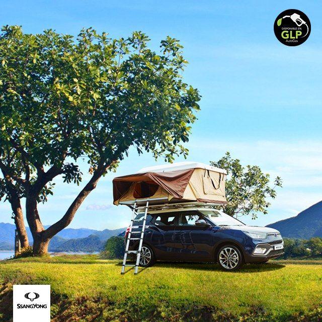 ¿Se te ocurre una idea mejor para el#DíaMundialdelaNaturaleza que salir de acampada con el#XLV?