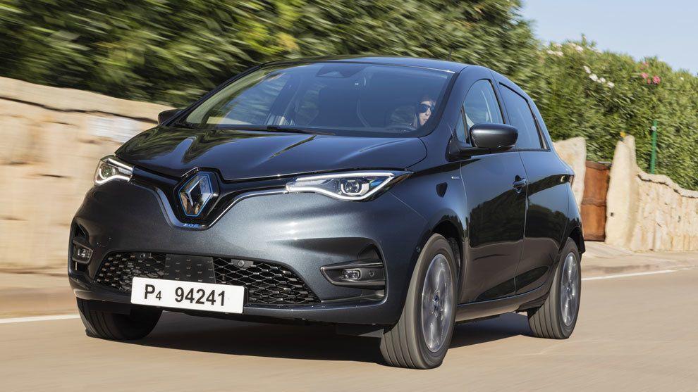 Renault  Prueba Renault Zoe: un eléctrico tan práctico que te resultará adictivo