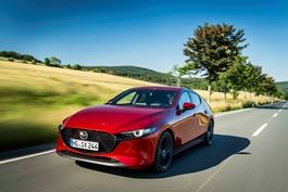 El Mazda3 obtiene cinco estrellas NHTSA en EE.UU.