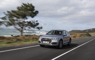 Nuevas versiones Mild Hybrid y mejoras en equipamiento para la gama Audi Q5