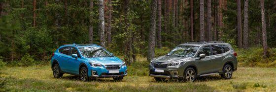 Nuestra gama Subaru ecoHYBRID recorre (y seduce) los principales medios expertos en motor
