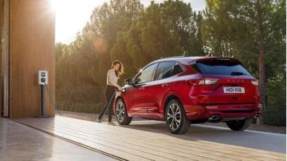 'Acercando el mañana': la era de la electrificación llega a Ford