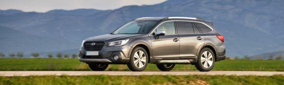 Prepárate para la llegada de la nueva versión Subaru Outback Silver Edition