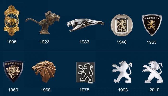 El logo más antiguo de la automoción cumple años: el león de PEUGEOT apareció por primera vez en 1850