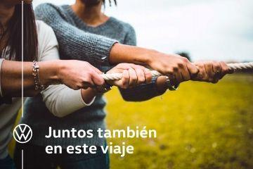 #JUNTOS TAMBIÉN EN ESTE VIAJE