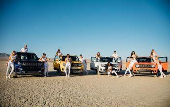 La marca Jeep® anuncia una colaboración mundial con el revolucionario grupo pop Now United