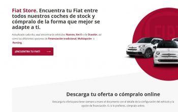 Las soluciones online de FCA en España para adquirir tu vehículo sin moverte de casa