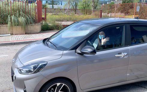 Hyundai cede su flota a varios hospitales de la Comunidad de Madrid