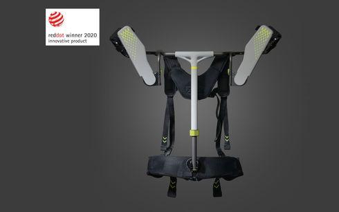 El VEX gana el premio Red Dot Design como producto innovador