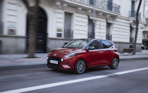 """Hyundai i10 nombrado """"Value champion 2020"""" por Auto Bild y Schwacke"""
