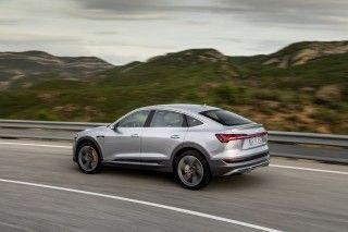 Nuevo Audi e-tron Sportback: un SUV coupé para la familia e-tron.
