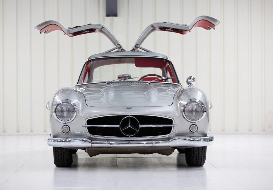 Accesorios  Subastas de clásicos: los coches del millón