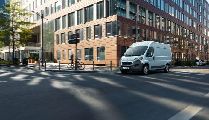 Nuevo Peugeot E