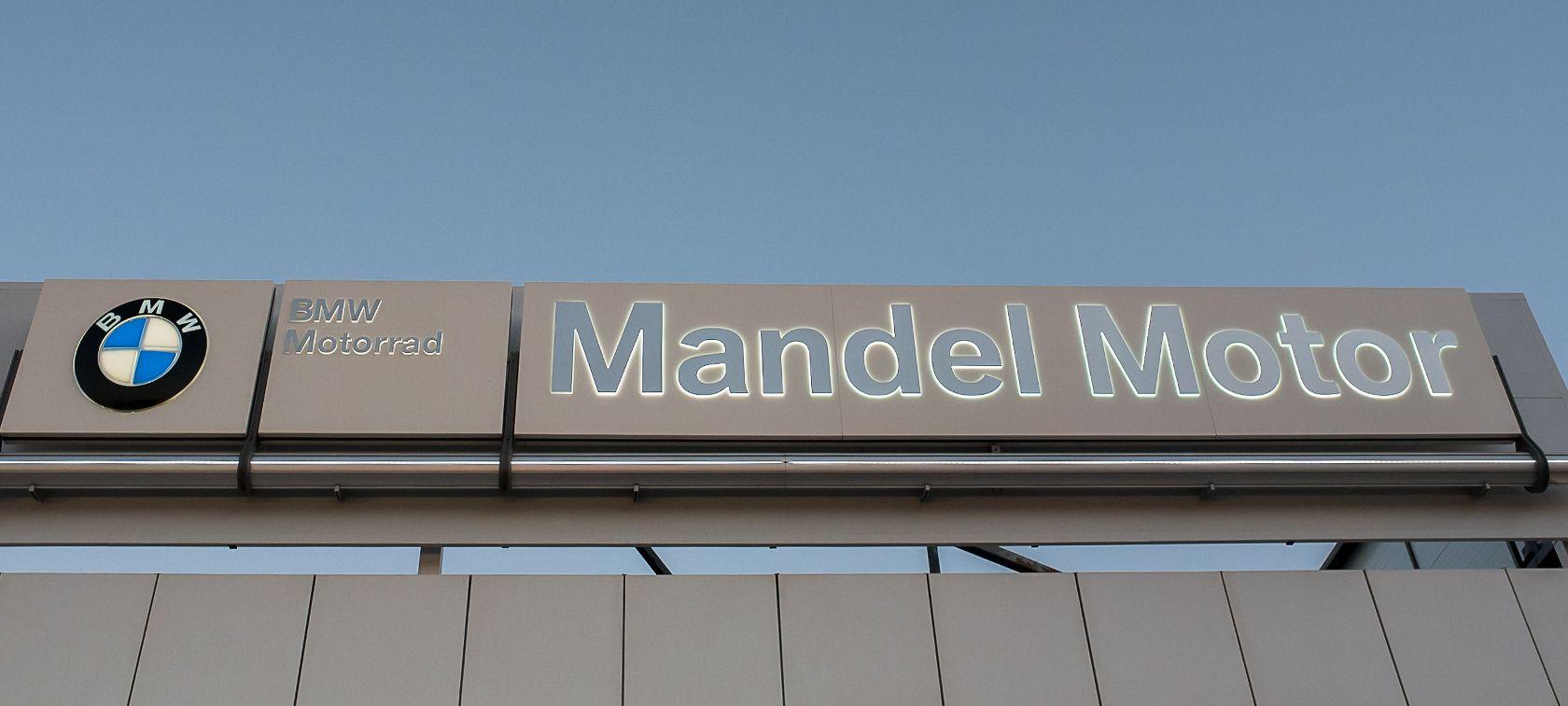 Mandel Motor Badajoz