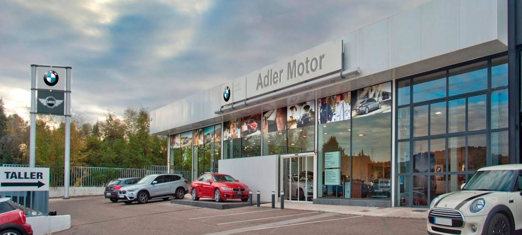 Adler Motor - Olías del Rey