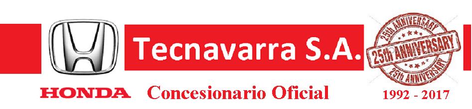 Tecnavarra, Concesionario Oficial Honda en Noáin (Navarra)