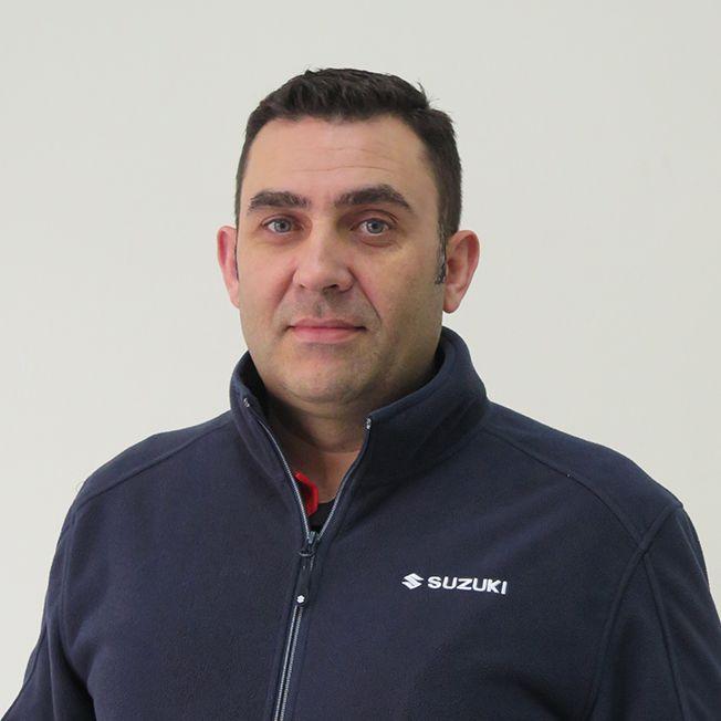 Francesc Barajas - Mecánico Técnico