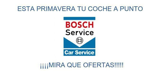 Esta primavera tu coche a punto .................. ¡¡¡¡Mira que ofertas!!!!