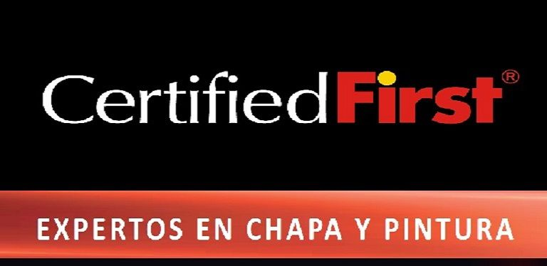CertifiedFirst certifica a Grupo Vepisa como expertos en chapa y pintura